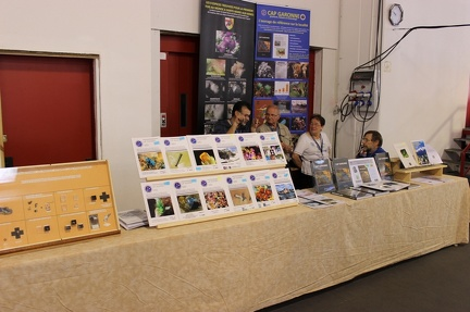 le stand AFM