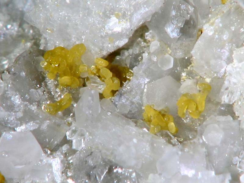 Clinochlore Calcite - Trimouns - Ariège